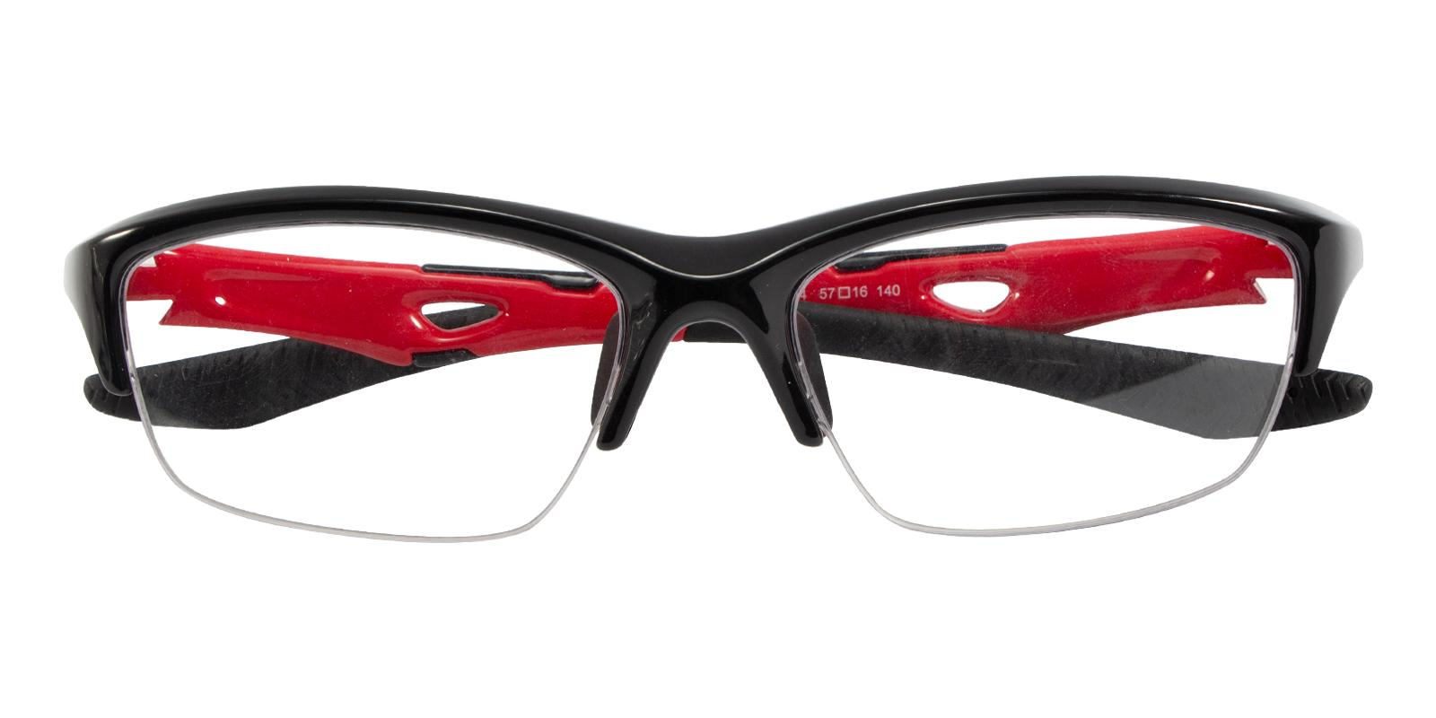 Phoenix Black TR NosePads , SportsGlasses Frames from ABBE Glasses