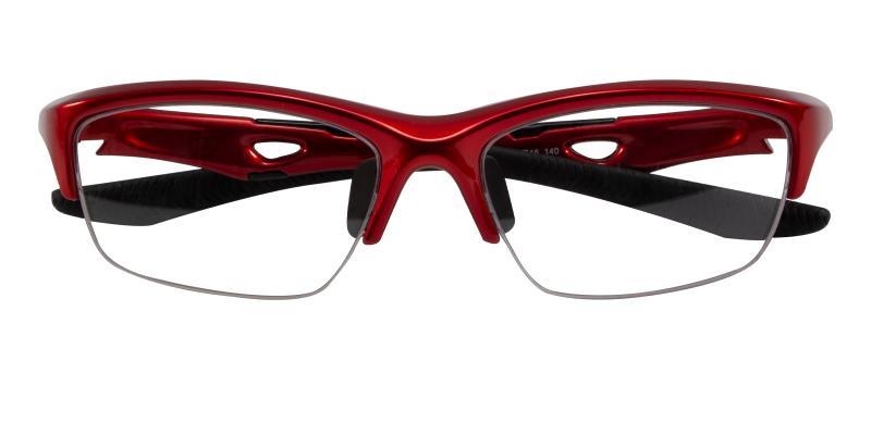 Red Phoenix - TR NosePads , SportsGlasses