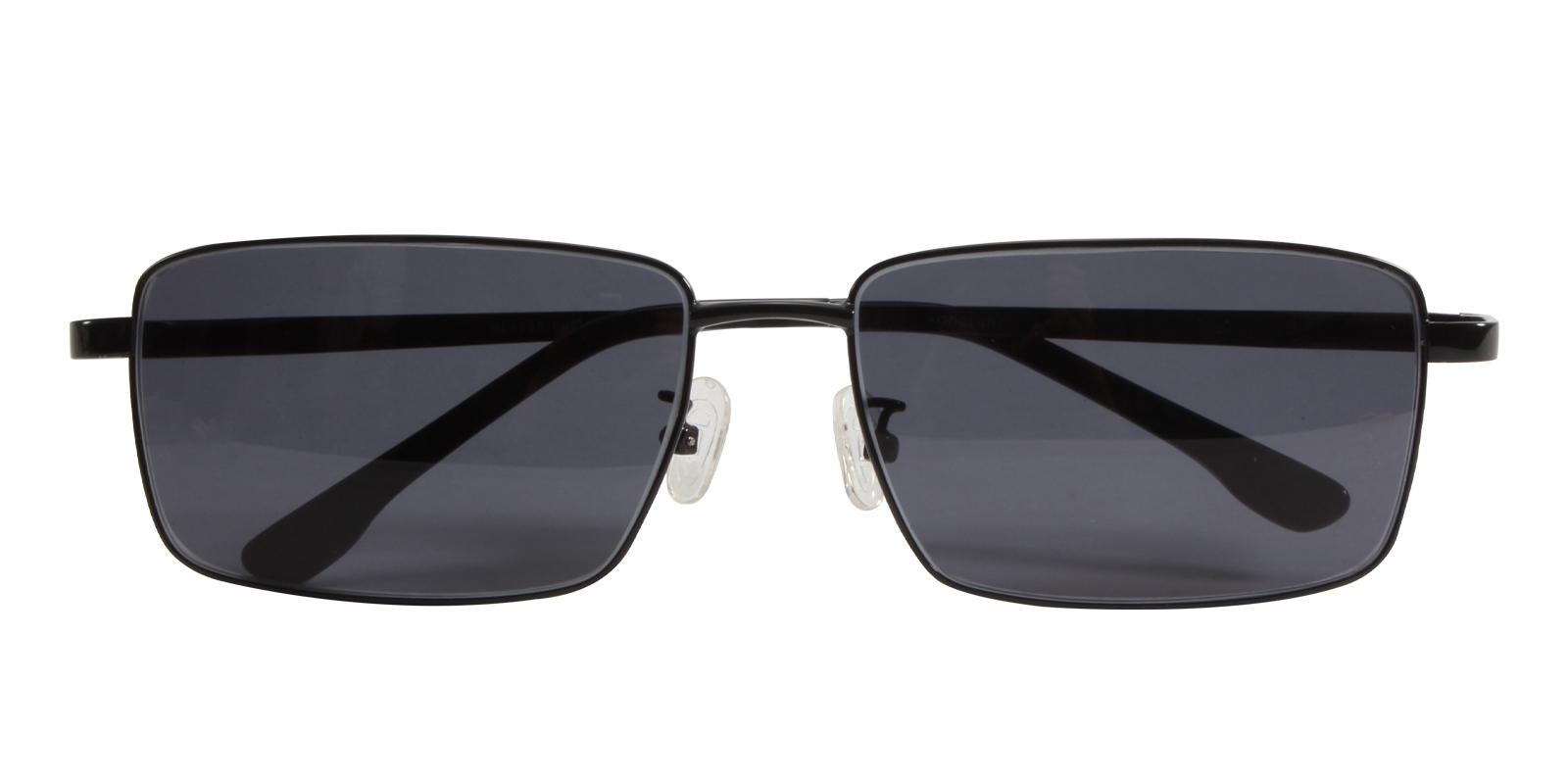 Sea Black Metal NosePads , SpringHinges , Sunglasses Frames from ABBE Glasses