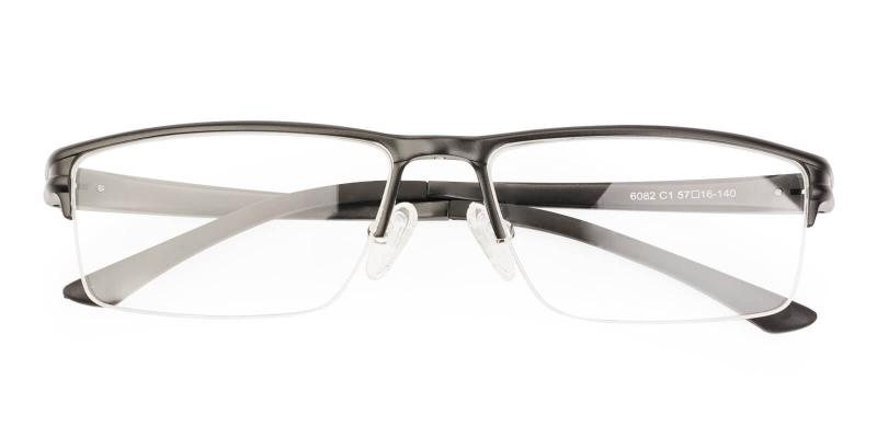 Seagull - Metal NosePads , SportsGlasses , SpringHinges