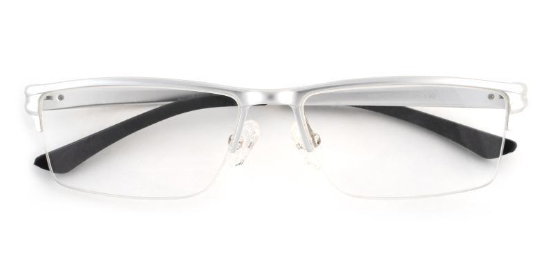 Silver Seagull - Metal NosePads , SportsGlasses , SpringHinges