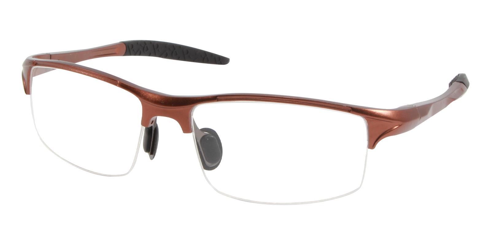 Alan Brown Metal NosePads , SportsGlasses , SpringHinges Frames from ABBE Glasses