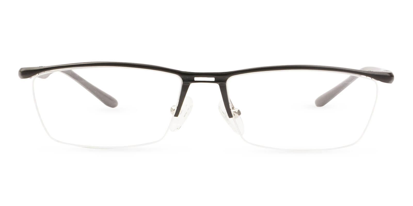 Vital Black Metal NosePads , SportsGlasses , SpringHinges Frames from ABBE Glasses