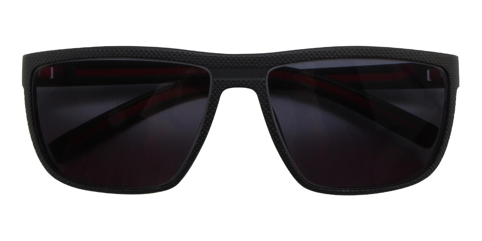 Tropic Black TR SpringHinges , Sunglasses , UniversalBridgeFit Frames from ABBE Glasses