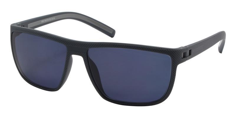 Gray Tropic - TR SpringHinges , Sunglasses , UniversalBridgeFit
