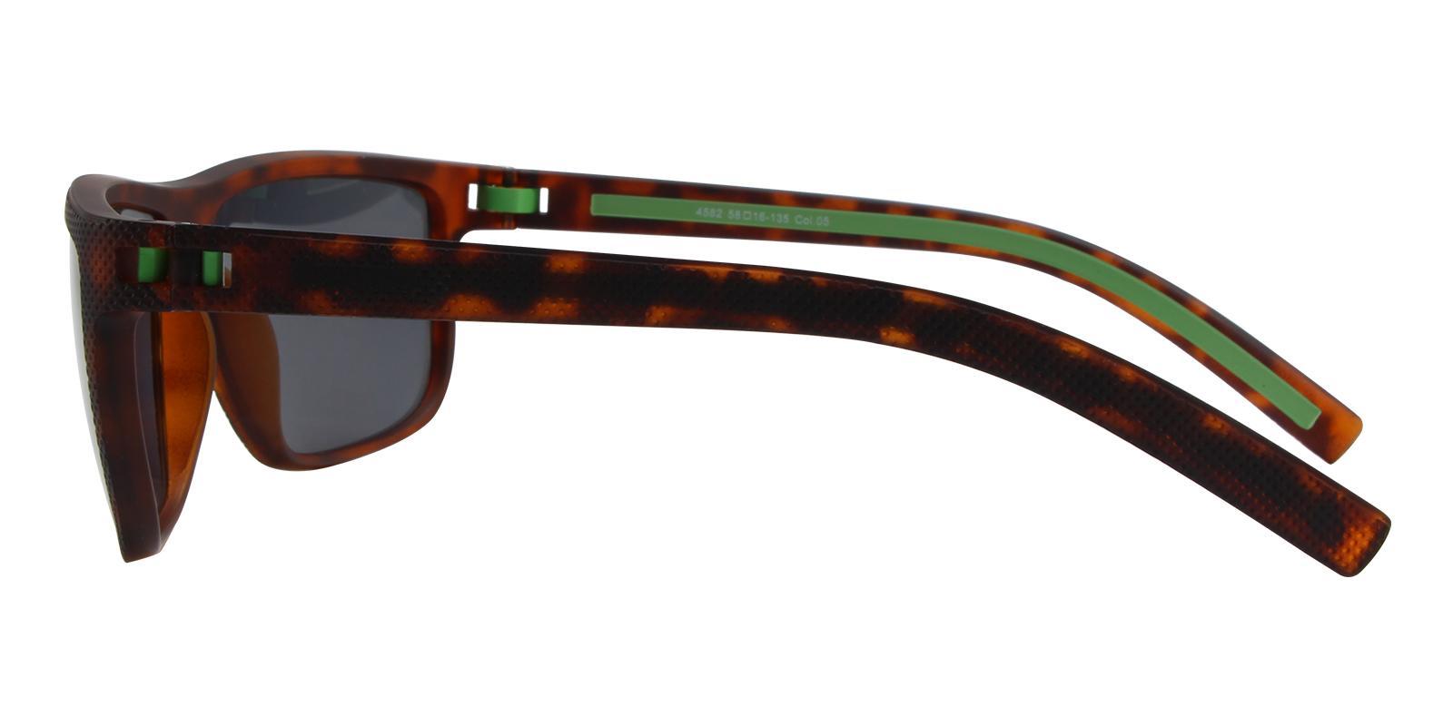 Tropic Tortoise TR SpringHinges , Sunglasses , UniversalBridgeFit Frames from ABBE Glasses