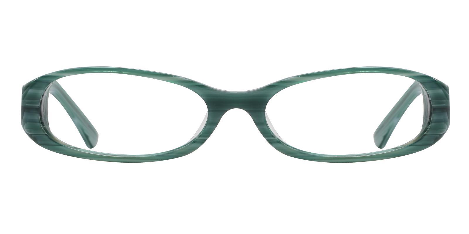 Greenery Green Acetate Eyeglasses , UniversalBridgeFit Frames from ABBE Glasses