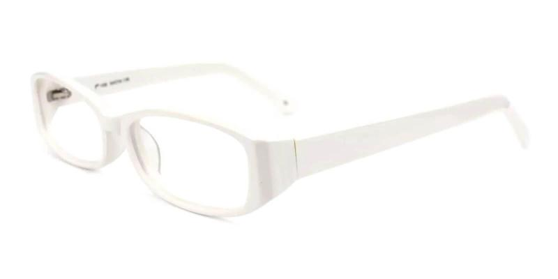 White Canyon - Acetate Eyeglasses , UniversalBridgeFit