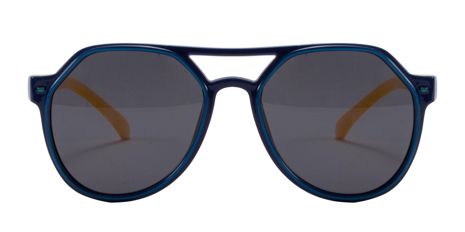 Pilot Multicolor TR Sunglasses , UniversalBridgeFit Frames from ABBE Glasses