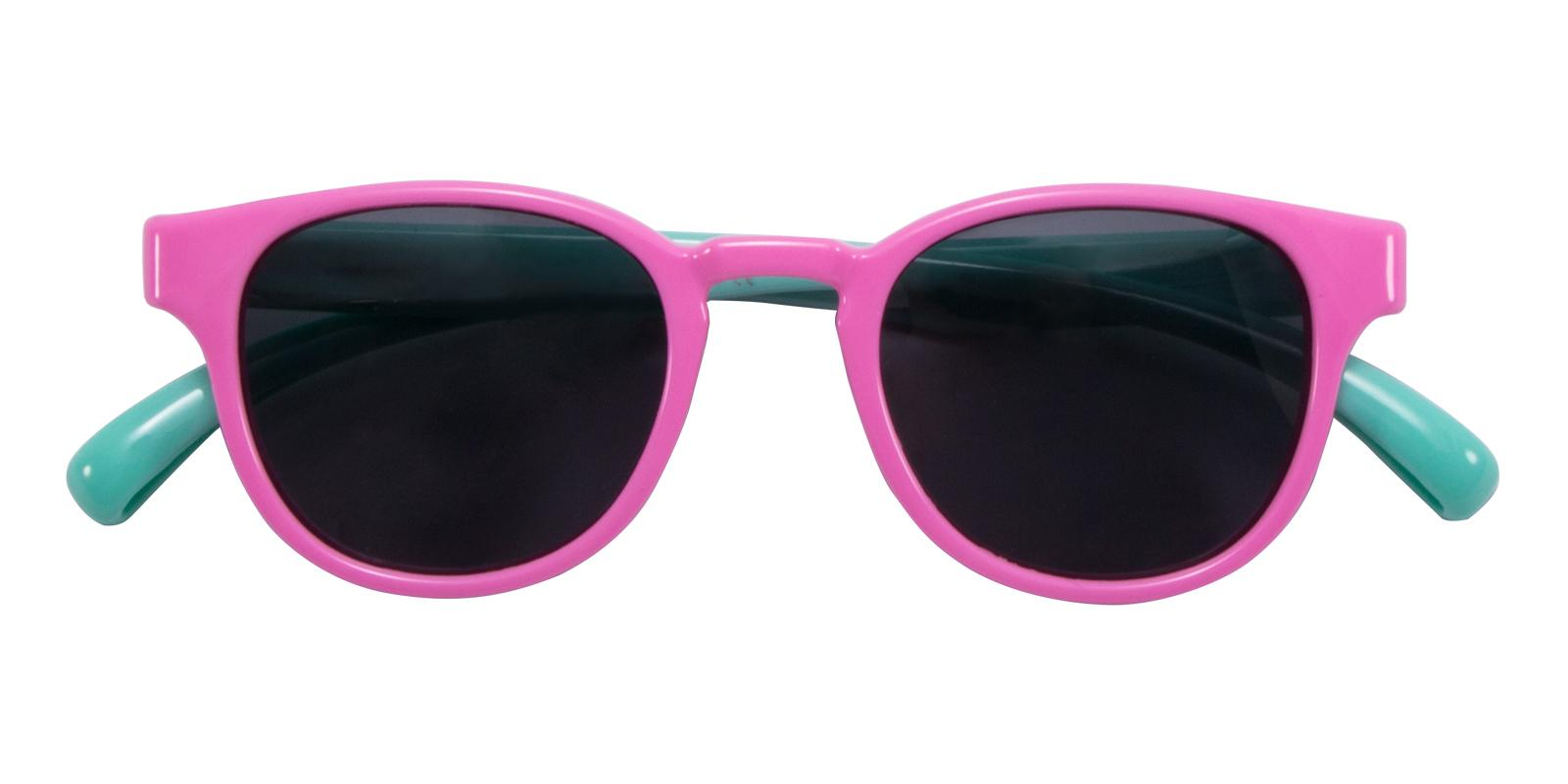Dainty Pink TR Sunglasses , UniversalBridgeFit Frames from ABBE Glasses