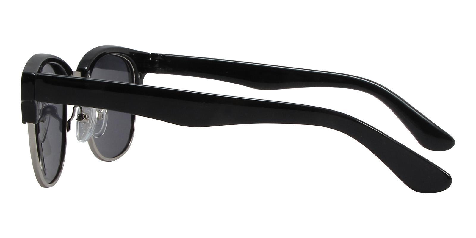 Shimmer Black TR NosePads , Sunglasses Frames from ABBE Glasses