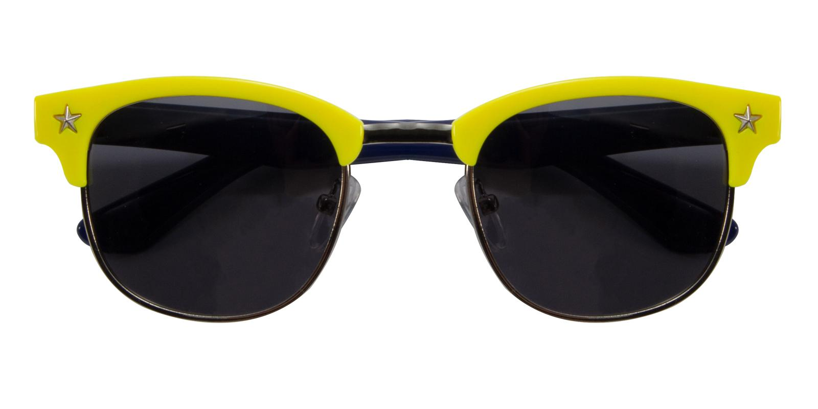 Shimmer Yellow TR NosePads , Sunglasses Frames from ABBE Glasses