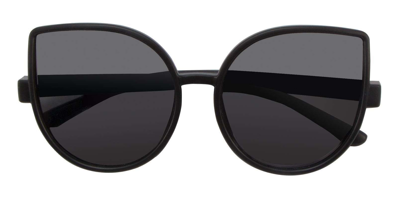 Blader Black TR Sunglasses , UniversalBridgeFit Frames from ABBE Glasses