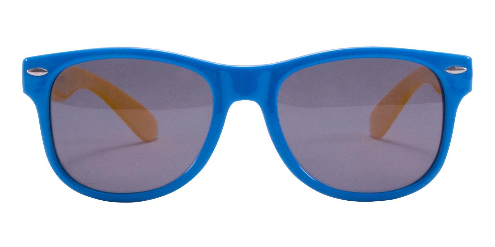 Obsid Blue TR Sunglasses , UniversalBridgeFit Frames from ABBE Glasses