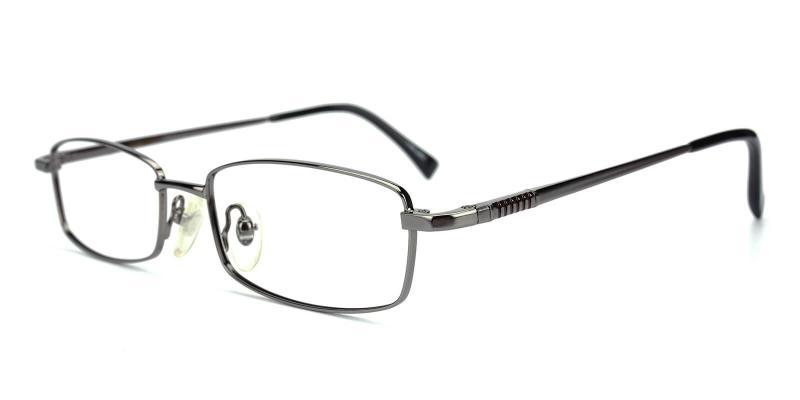 Gun Gihon - Metal Eyeglasses , NosePads