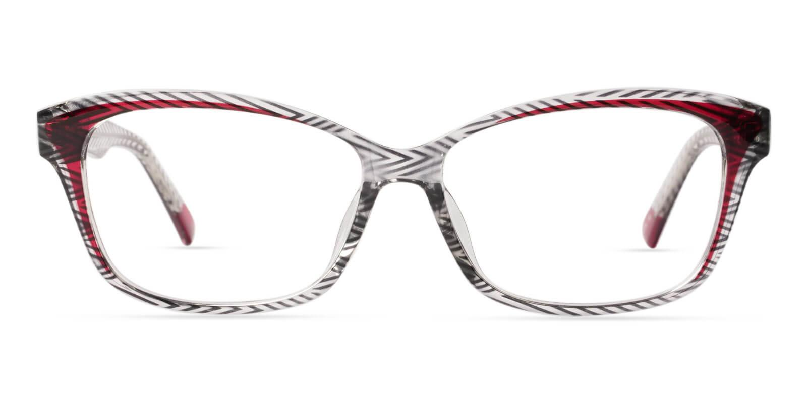 Elliot Pattern Plastic Eyeglasses , UniversalBridgeFit Frames from ABBE Glasses