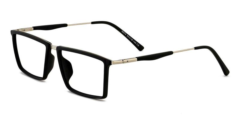 Black Rhode - TR Eyeglasses , UniversalBridgeFit