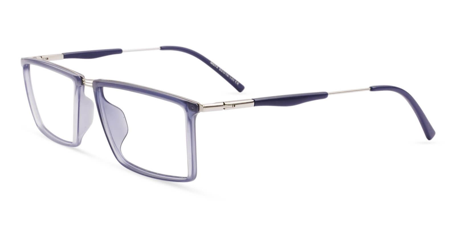 Rhode Blue TR Eyeglasses , UniversalBridgeFit Frames from ABBE Glasses