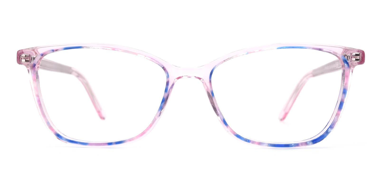 Sweden Pink Acetate Eyeglasses , UniversalBridgeFit Frames from ABBE Glasses