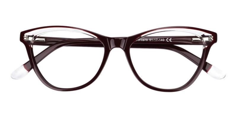 Luznic - Acetate Eyeglasses , UniversalBridgeFit