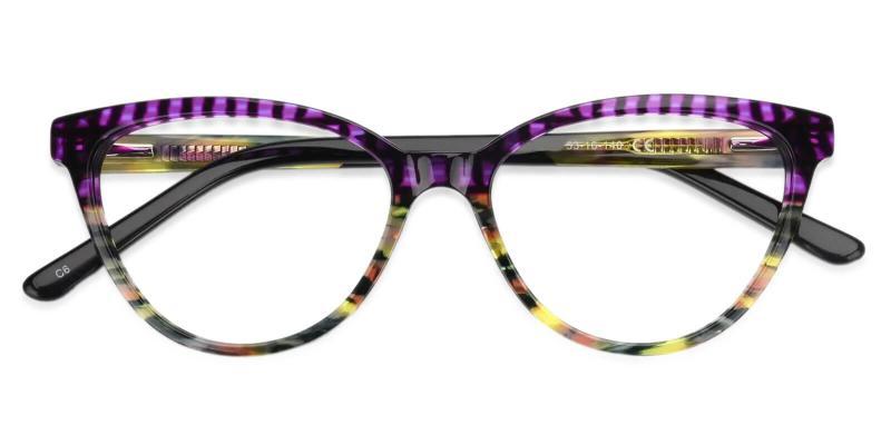Sazava - Acetate Eyeglasses , UniversalBridgeFit