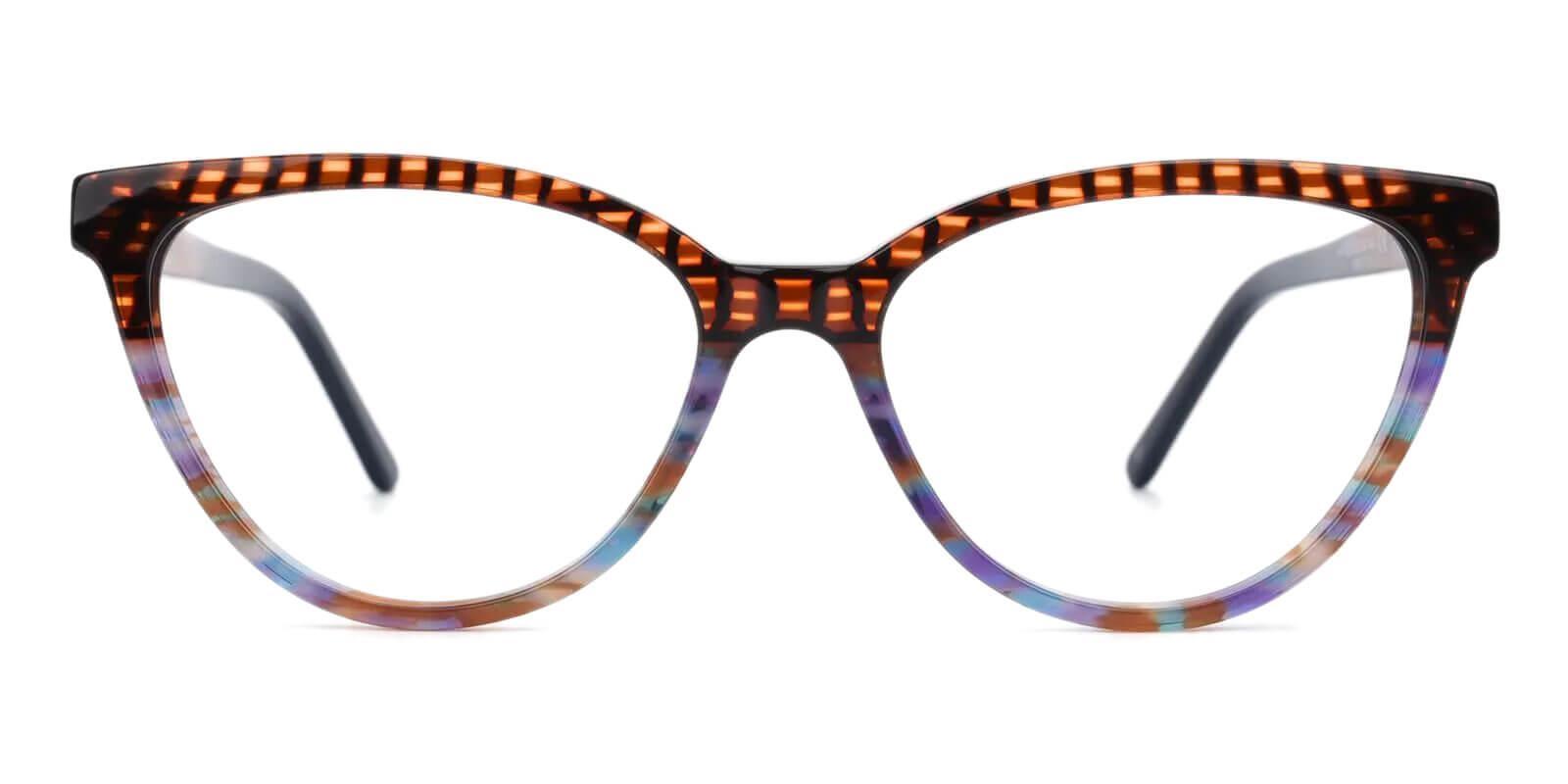 Sazava Tortoise Acetate Eyeglasses , UniversalBridgeFit Frames from ABBE Glasses