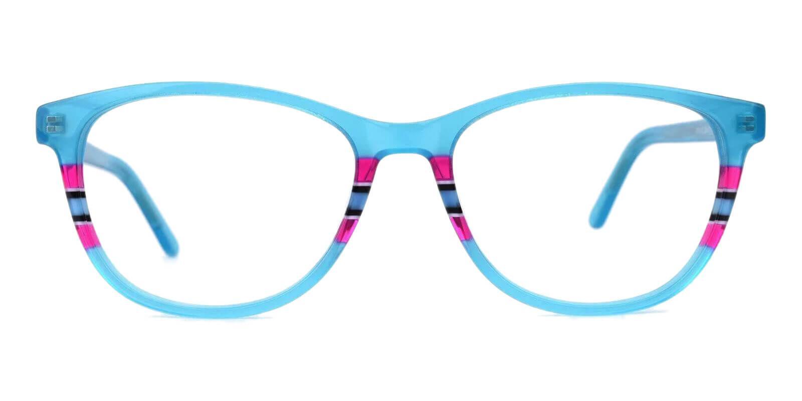 Vltava Green Acetate Eyeglasses , UniversalBridgeFit Frames from ABBE Glasses
