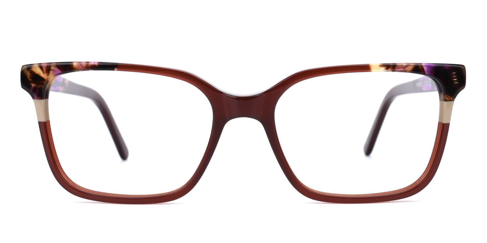 Mars Purple Acetate Eyeglasses , UniversalBridgeFit Frames from ABBE Glasses