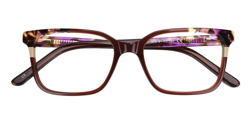 Mars - Acetate Eyeglasses , UniversalBridgeFit