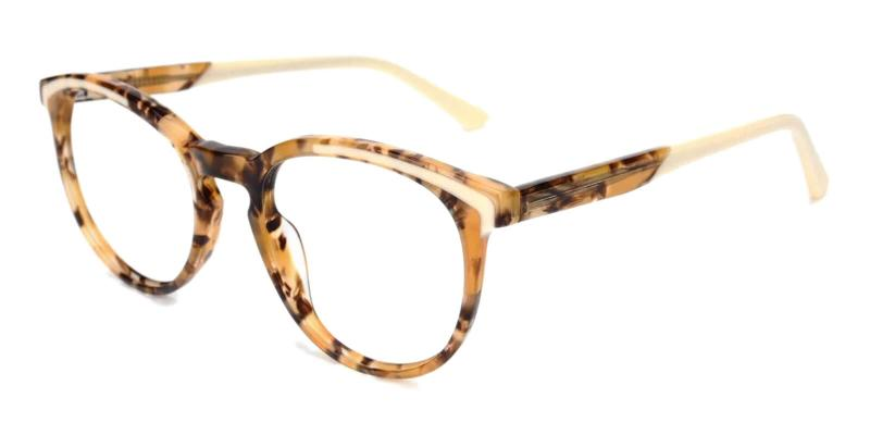 Yellow Innsbruck - Acetate ,Universal Bridge Fit