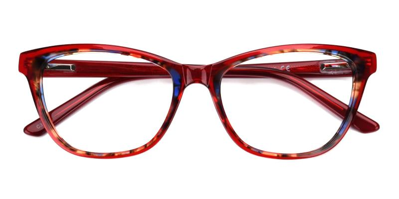 Strauss - Acetate Eyeglasses , UniversalBridgeFit