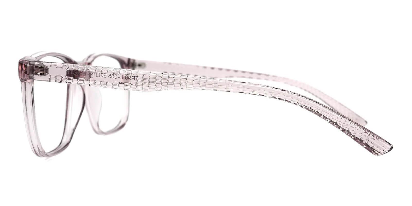 Machel Purple TR Eyeglasses , UniversalBridgeFit Frames from ABBE Glasses