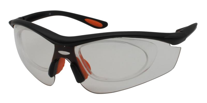 Translucent Gustavus - Plastic ,Sports Glasses