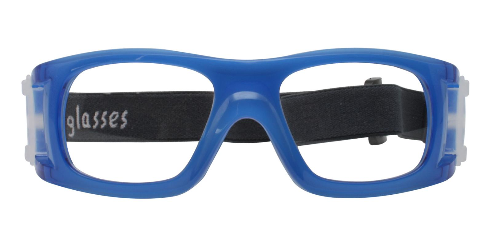 Christopher Blue Plastic NosePads , SportsGlasses Frames from ABBE Glasses