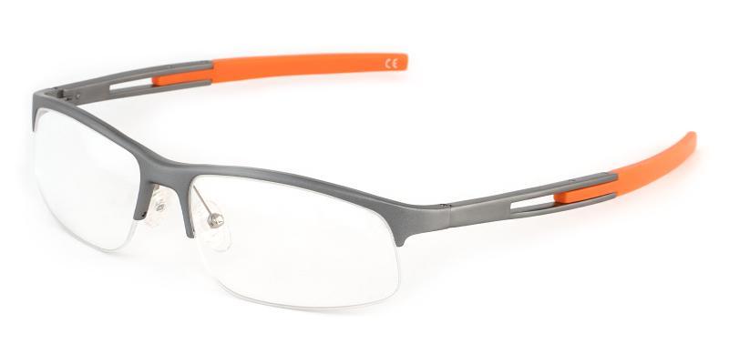 Gun Pioneer - Metal NosePads , SportsGlasses , SpringHinges