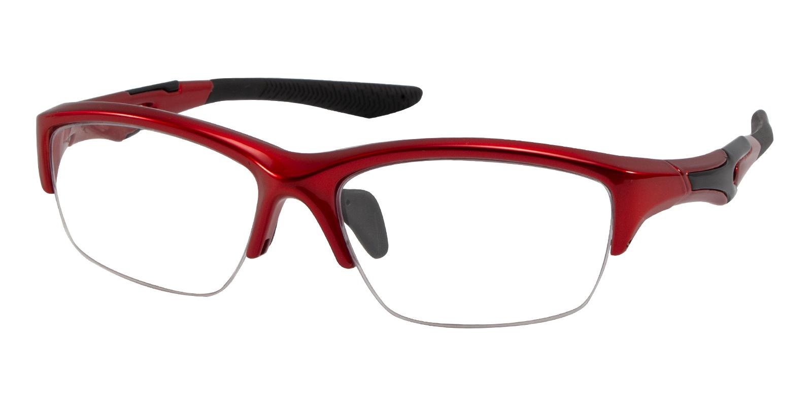 Voyager Red TR NosePads , SportsGlasses Frames from ABBE Glasses