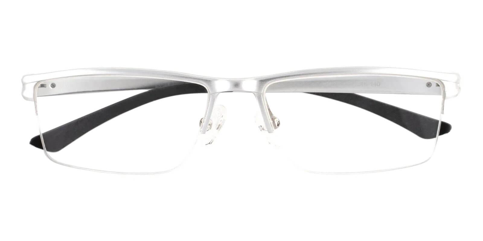 Galileo Silver Metal NosePads , SportsGlasses , SpringHinges Frames from ABBE Glasses