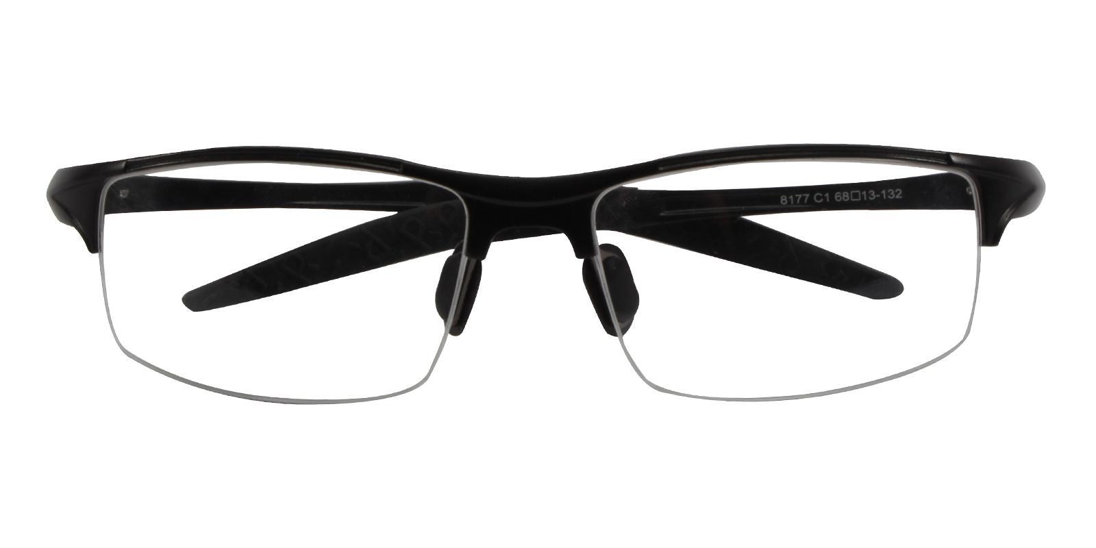 Pathfinder Black Metal NosePads , SportsGlasses , SpringHinges Frames from ABBE Glasses
