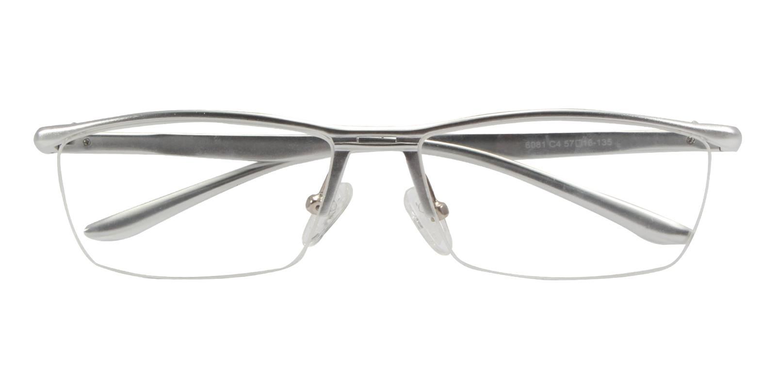 Cassini Silver Metal NosePads , SportsGlasses , SpringHinges Frames from ABBE Glasses