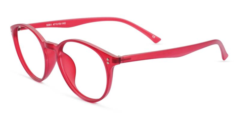 Red Kids-Europa - TR Eyeglasses , Lightweight , UniversalBridgeFit