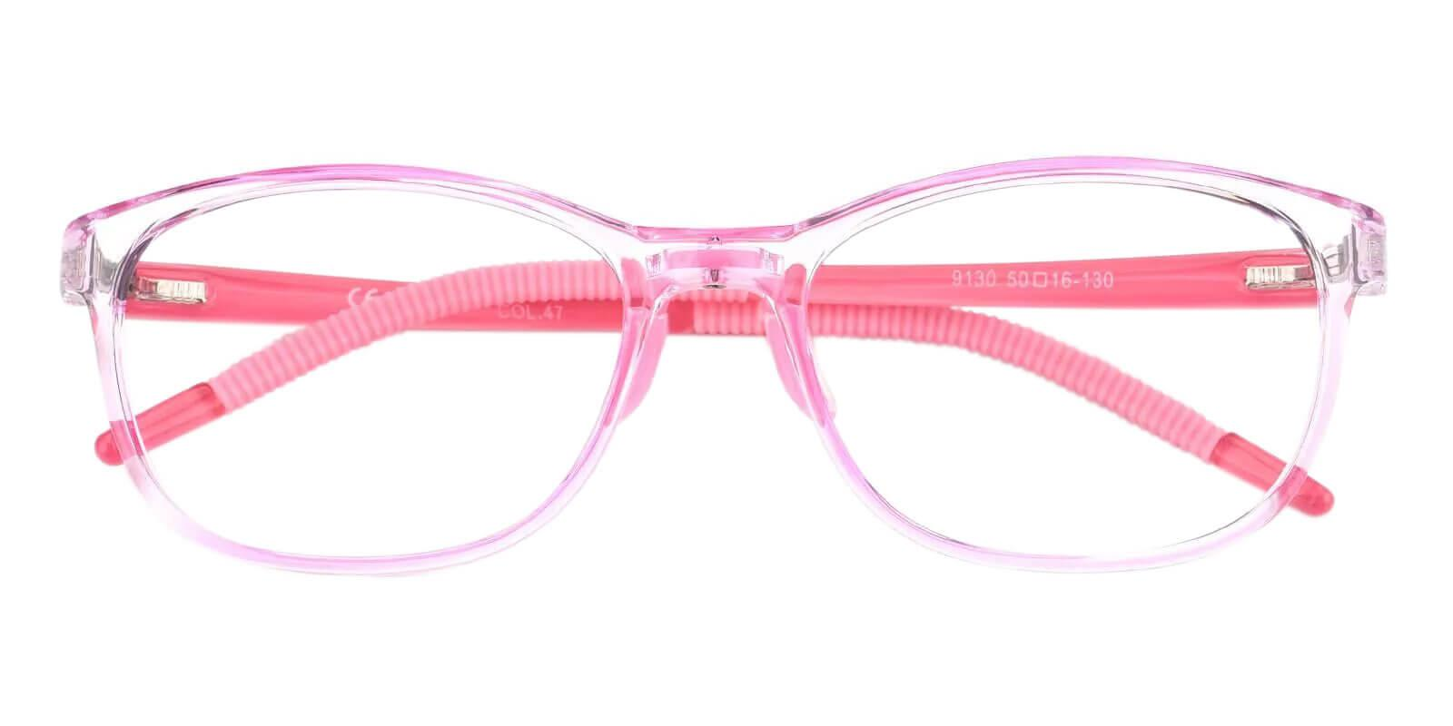 Kids-Tethys Pink TR Eyeglasses , Lightweight , UniversalBridgeFit Frames from ABBE Glasses