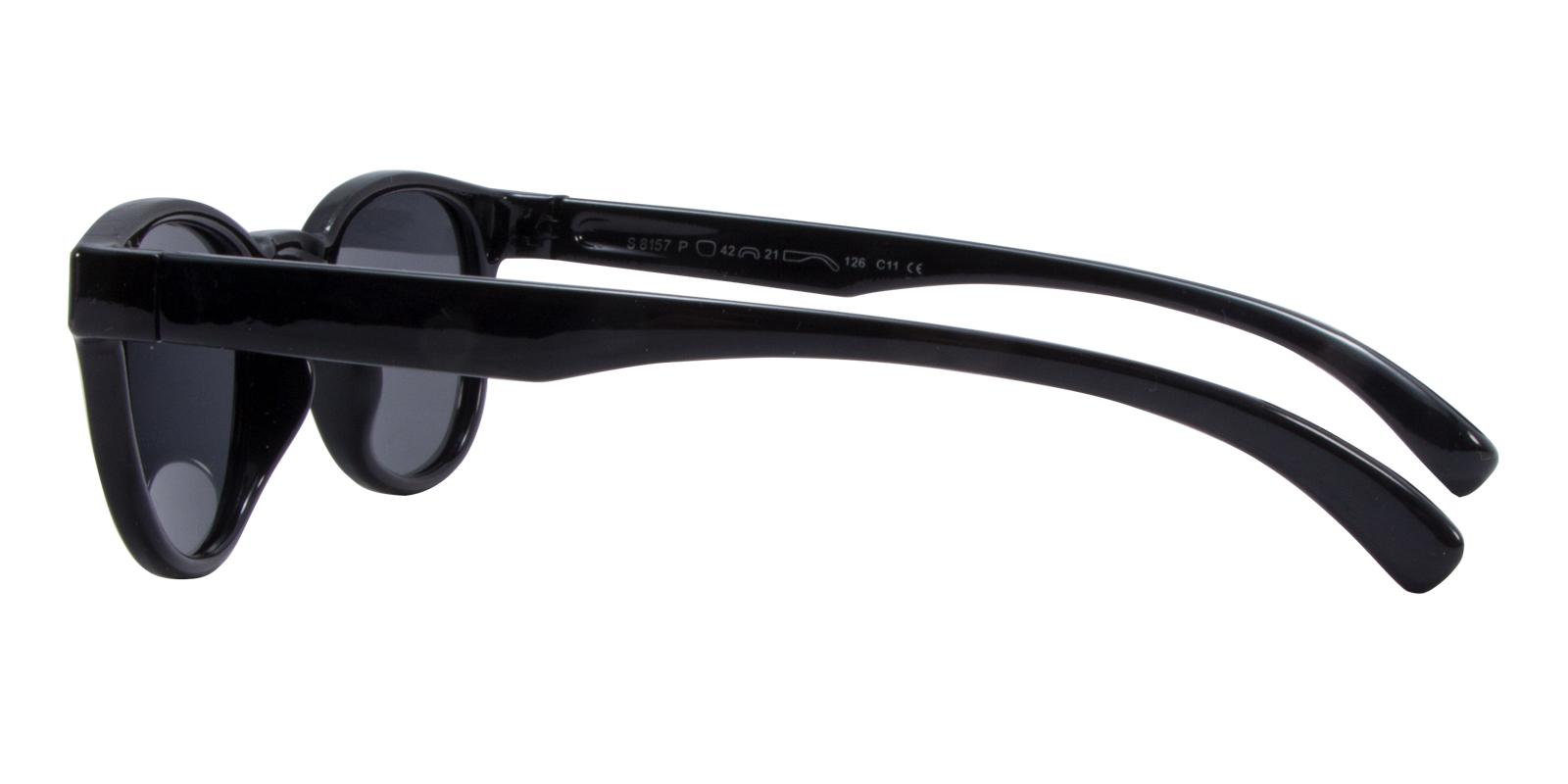 Umbriel Black TR Sunglasses Frames from ABBE Glasses