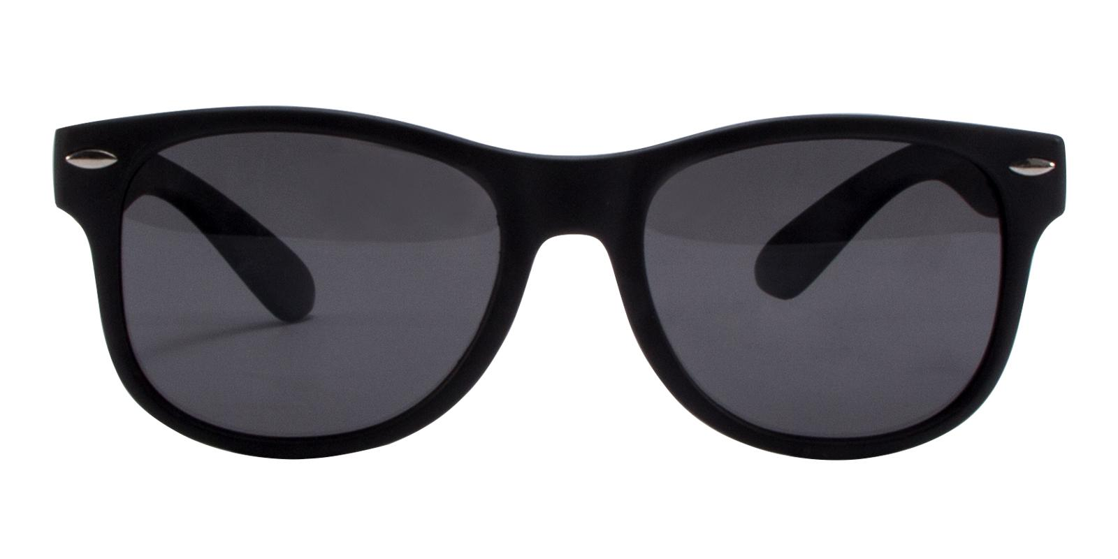 Ariel Black TR Sunglasses Frames from ABBE Glasses