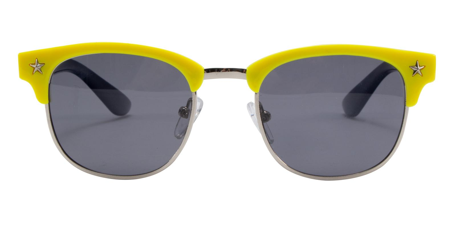 Miranda Yellow TR NosePads , Sunglasses Frames from ABBE Glasses