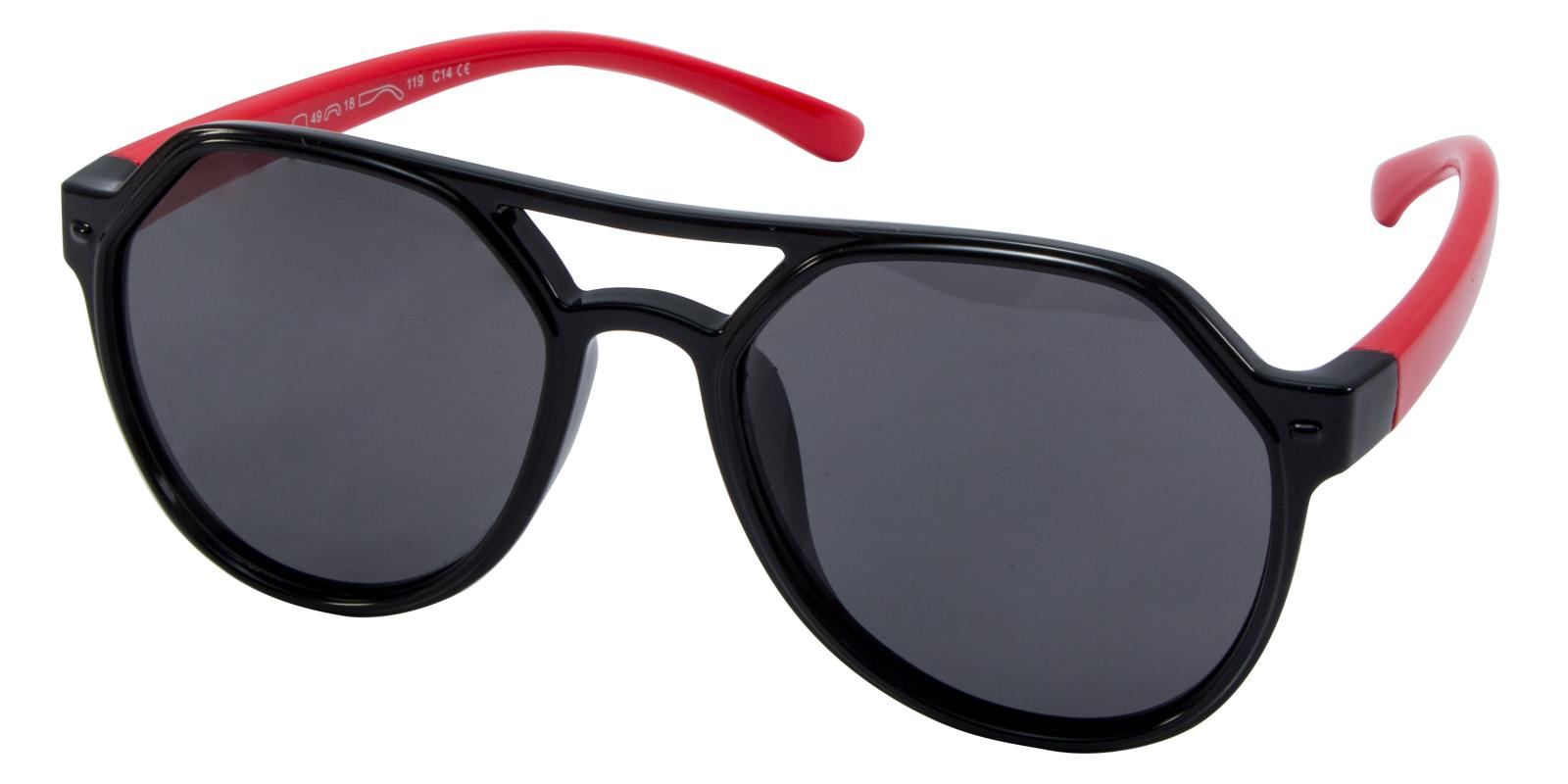 Triton Black TR Sunglasses , UniversalBridgeFit Frames from ABBE Glasses