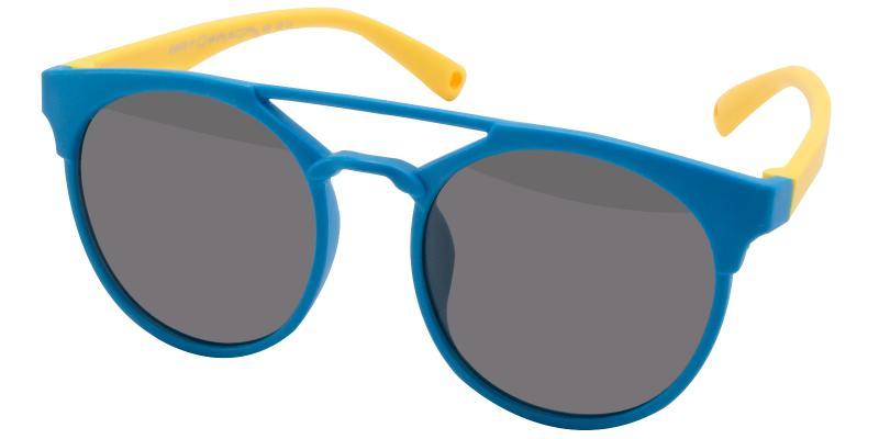 Blue Kids-Charon - TR Sunglasses