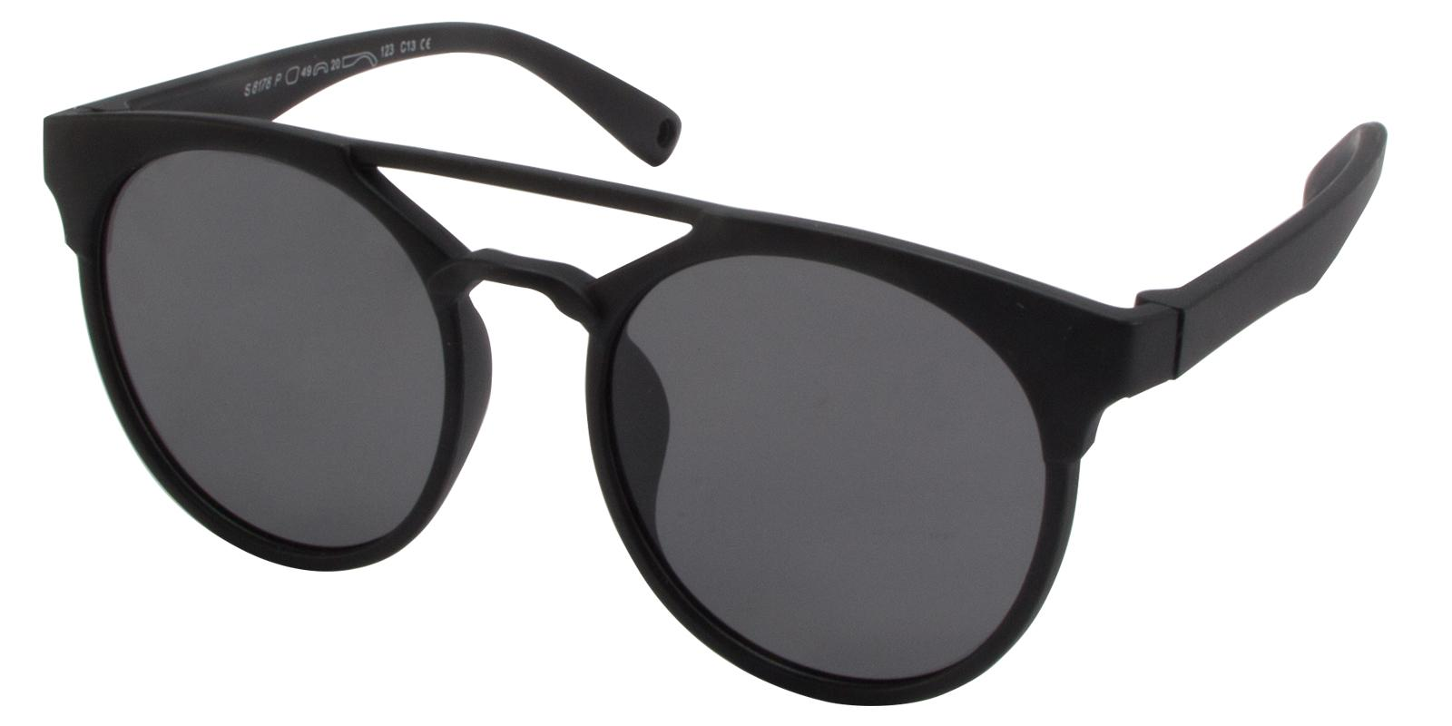 Nix Gray TR Sunglasses Frames from ABBE Glasses