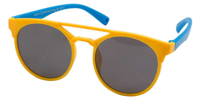 Yellow Kids-Hydra - TR Sunglasses