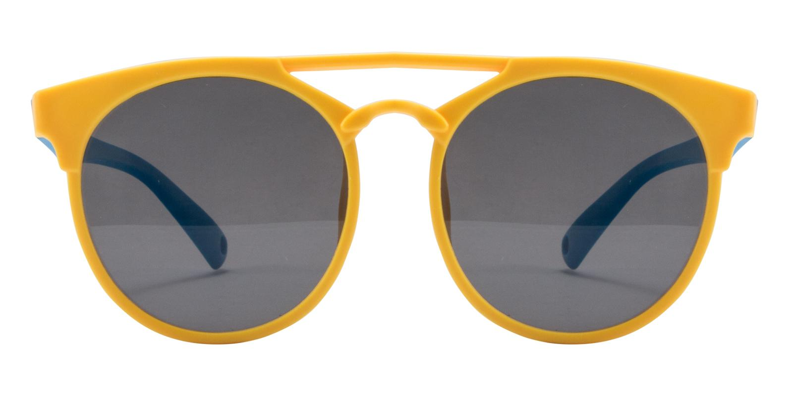 Hydra Yellow TR Sunglasses Frames from ABBE Glasses