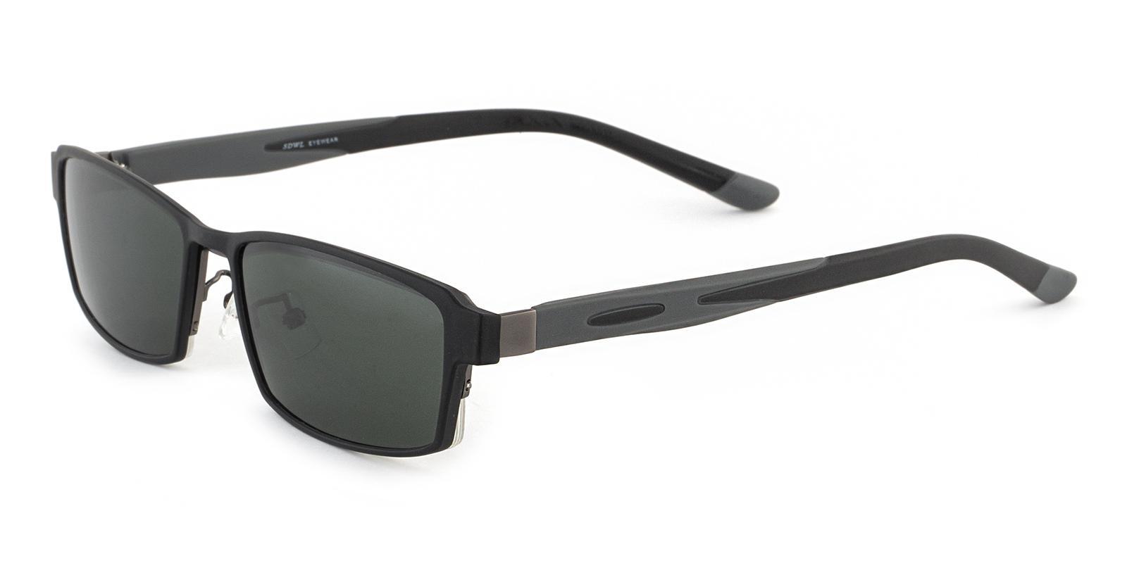 Dysnomia Gun Combination Eyeglasses , NosePads , Sunglasses Frames from ABBE Glasses